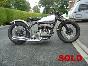 Indian Trading - 1940 Indian Sport Scout